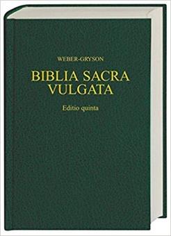 Biblia Sacra Vulgata editio quinta