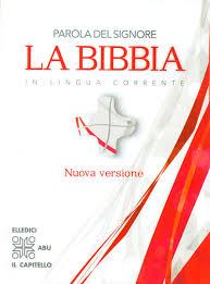 La Bibbia in lingua corrente
