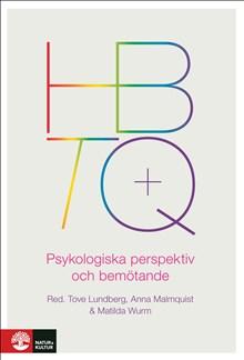 HBTQ+ : psykologiska perspektiv och bemötande