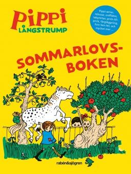 Pippi Långstrump - sommarlovsboken