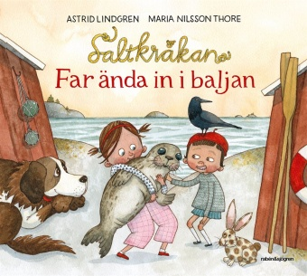 Far ända in i baljan