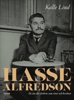 Hasse Alfredsson: en sån där farbror som ritar och berättar