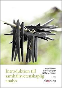Introduktion till samhällsvetenskaplig analys, 2 uppl