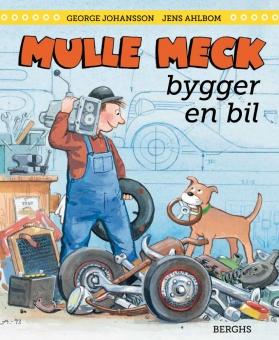 Mulle Meck bygger en bil