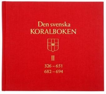 Den svenska koralboken II