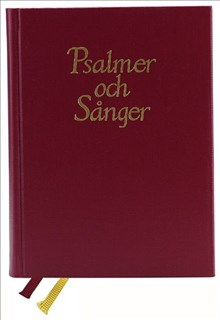 Psalmer och sånger - melodipsalmbok