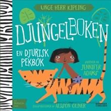 Djungelboken - En djurisk pekbok, Unge herr Kipling