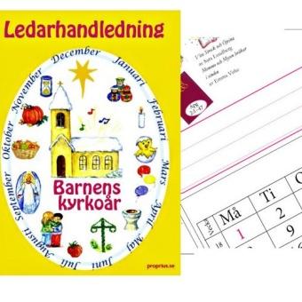 Barnens Kyrkoår - Ledarhandledning