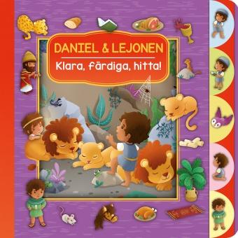 Daniel + lejonen - Klara, färdiga, hitta!