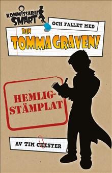 Kommissarie Smart och fallet med den tomma graven (8-11 år)
