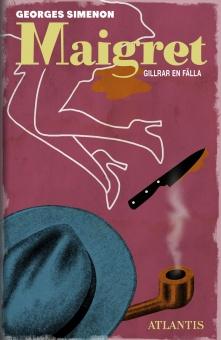 Maigret gillrar en fälla