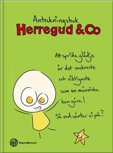 Herregud + Co anteckningsbok