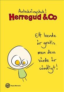 Herregud & Co Anteckningsbok II