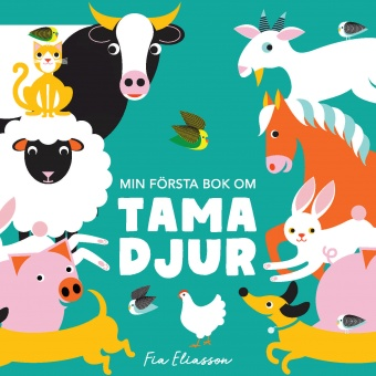 Min första bok om tama djur