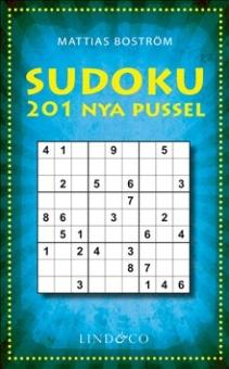 Sudoku - 201 nya pussel