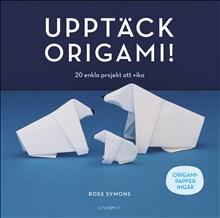 Upptäck origami!: 20 enkla projekt att vika