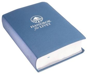Handbok för livet (Studiebibel) - blå