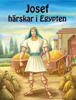 Josef härskar i Egypten