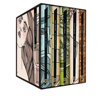 Moderna svenska klassiker (box)
