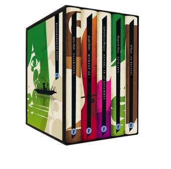 Moderna utländska klassiker (box)