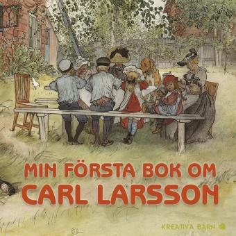 Min första bok om Carl Larsson