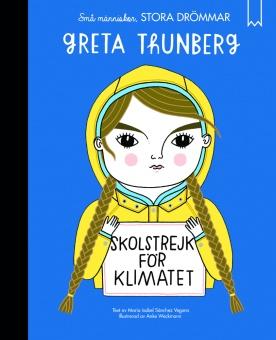 Små människor, stora drömmar - Greta Thunberg