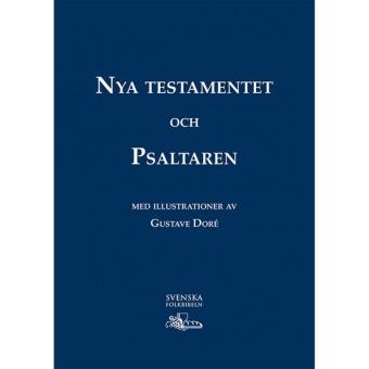 Storstilsbibeln NT + Psaltaren