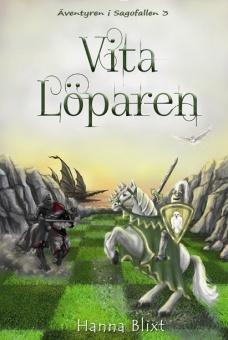 Vita Löparen (Äventyren i Sagofallen, del 3)