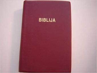 Bibel, litauiska - med apokryferna