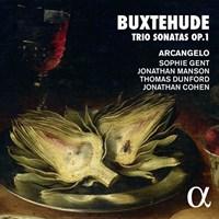 Trio Sonatas Op.1 - Cohen, Jonathan - Buxtehude, Dietrich