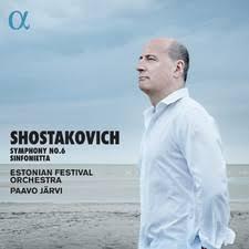 Symphony No. 6 + Sinfonietta  - Paavo Järvi
