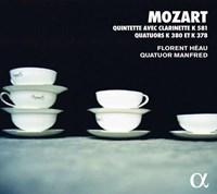 Mozart, W A - Clarinet Quintet + Clarinet Quartets