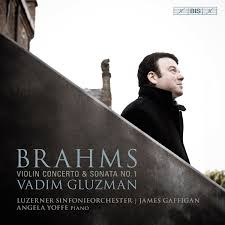 Violin Concerto + Violin Sonata No. 1 - Vadim Gluzman