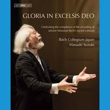 Gloria in excelsis Deo (Blu-ray)  - Masaaki Suzuki & Bach Collegium Japan