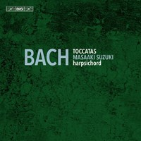 The Toccatas, BWV 910-916