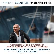 Bernstein, Leonars - On the Waterfront - Lindberg, Christian