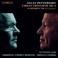 Violin Concerto + Symphony No. 17 (fragment)