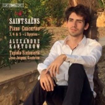 Piano Concertos Nos 3-5
