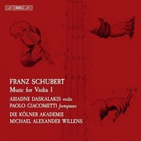 Schubert, Franz - Music for Violin, Vol. 1