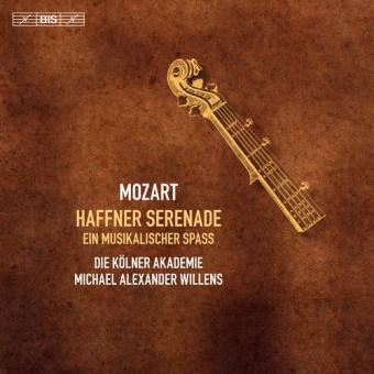 Mozart Haffner Serenade