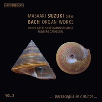 Bach, J S - Organ Works, Vol. 3
