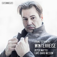 Peter Mattei sings Schubert's Winterreise