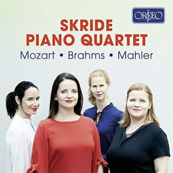 SKRIDE PIANO QUARTET