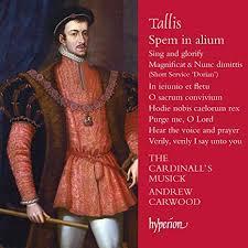 Spem in alium - Cardinall's Musick (The)