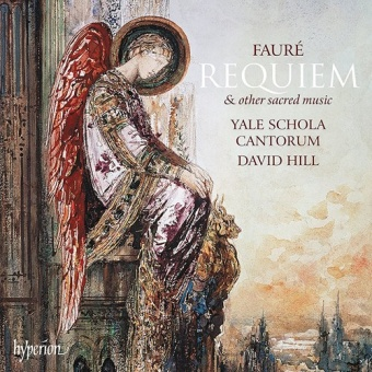 REQUIEM + OTHER SACRED MUSIC