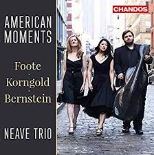 American Moments - Neave Trio