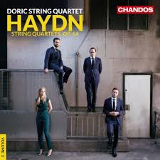 String Quartets, Vol. 3  - Doric String Quartet