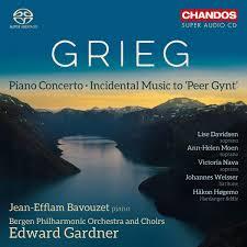 Piano Concerto + Peer Gynt - Edward Gardner
