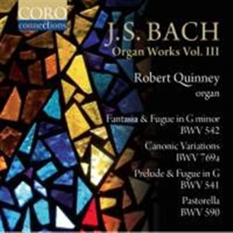 ORGAN WORKS, VOL. 3