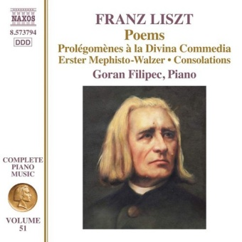Complete Piano Music, Vol. 51: Poems